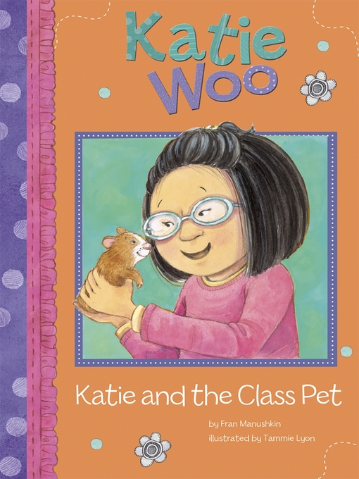 Cover image for Katie and the Class Pet