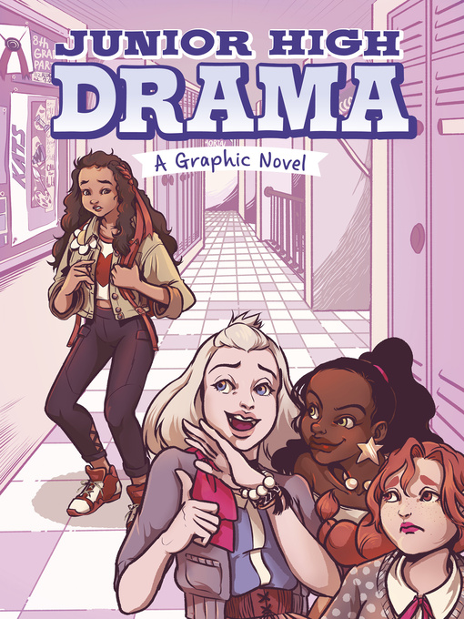 Junior High drama : a graphic novel