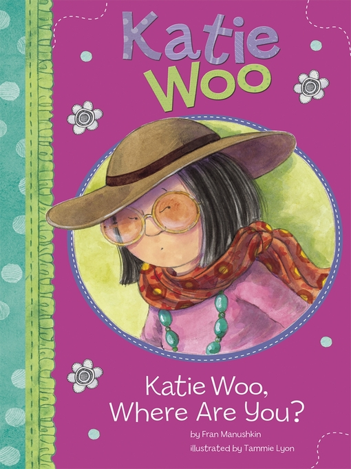Cover image for Katie Woo, Where Are You?