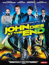 Cover image for John Dies at The End