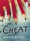 Cheat [Audio eBook]