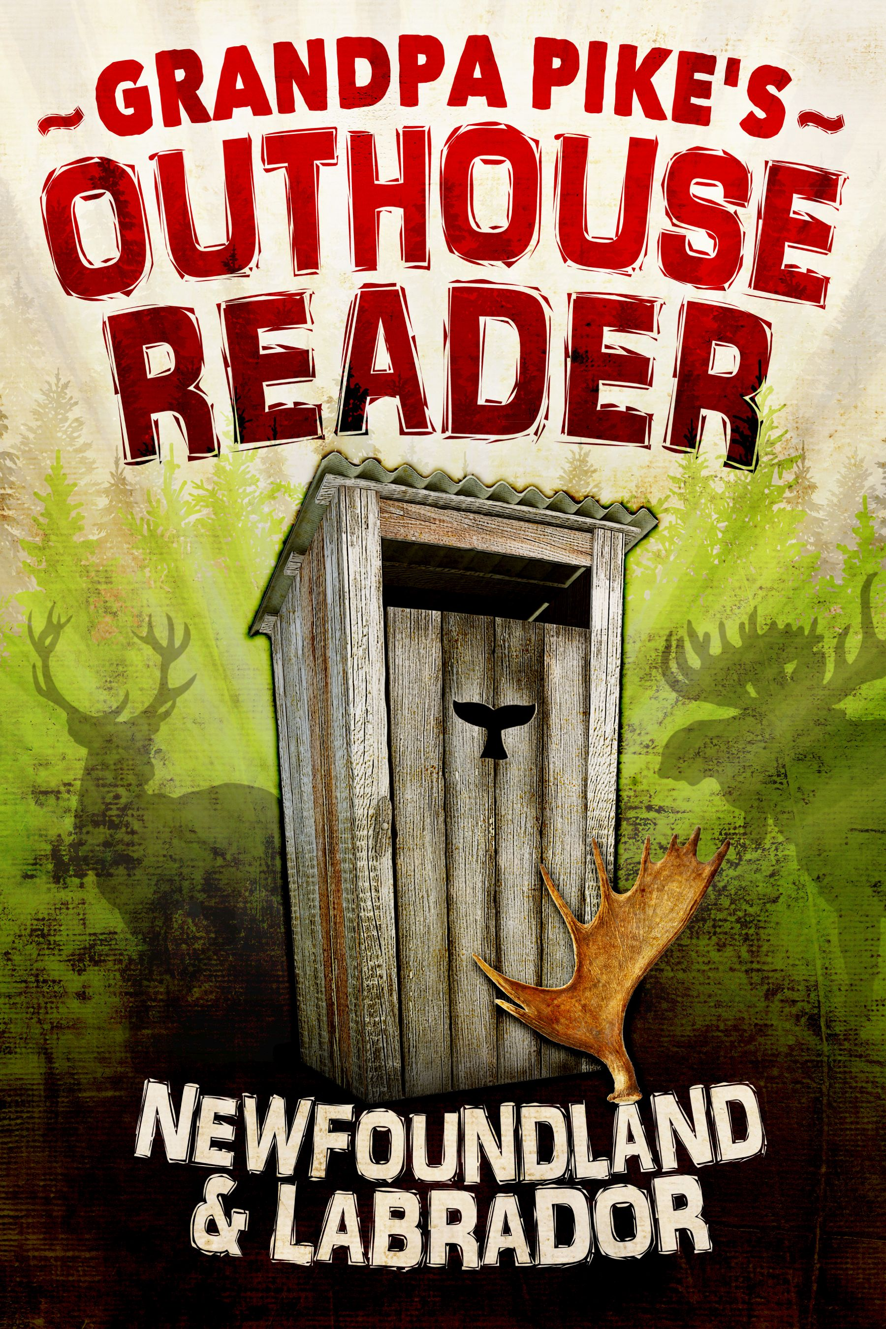 Grandpa Pike's outhouse reader