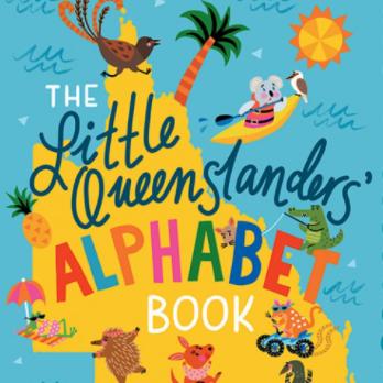 The Little Queenslanders Alphabet Book