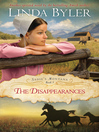 Cover image for Disappearances