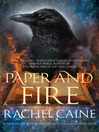 Paper and Fire : The Great Library Series, Book 2