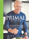 Cover image for The Primal Kitchen Cookbook