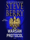 The Warsaw Protocol--A Novel