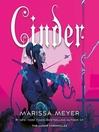 Cinder by Marissa Meyer by