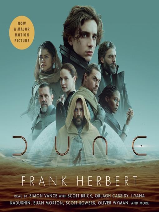 Dune. Book 1 [Audio eBook]