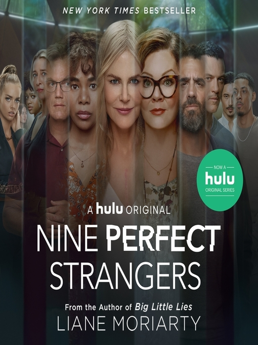 Nine perfect strangers : a novel