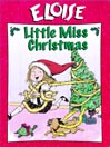 Cover image for Little Miss Christmas