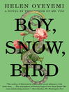Cover image for Boy, Snow, Bird