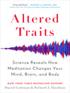 Altered Traits