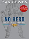 Cover image for No Hero