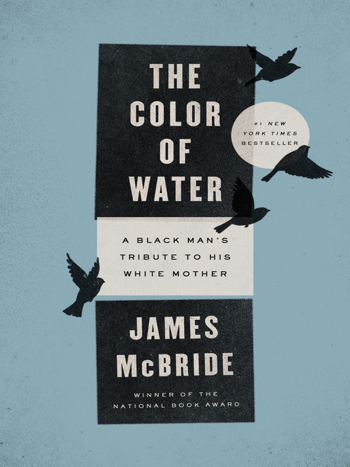 Cover image for The Color of Water