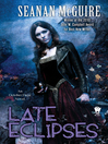 Cover image for Late Eclipses