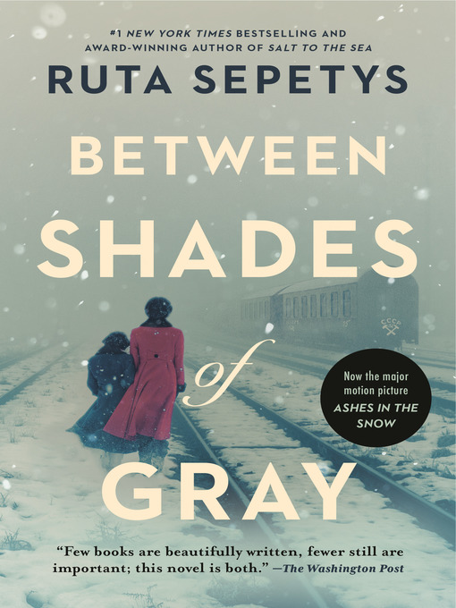 Cover image for Between Shades of Gray