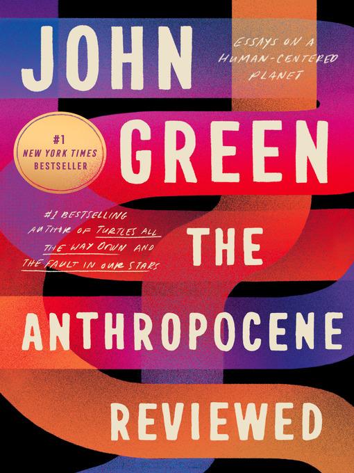 The Anthropocene Reviewed [EBOOK]