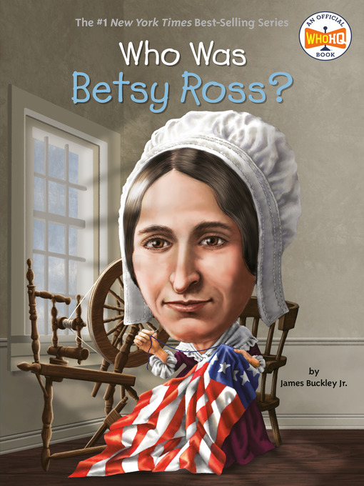 Cover image for Who Was Betsy Ross?