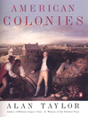 American Colonies [electronic resource]