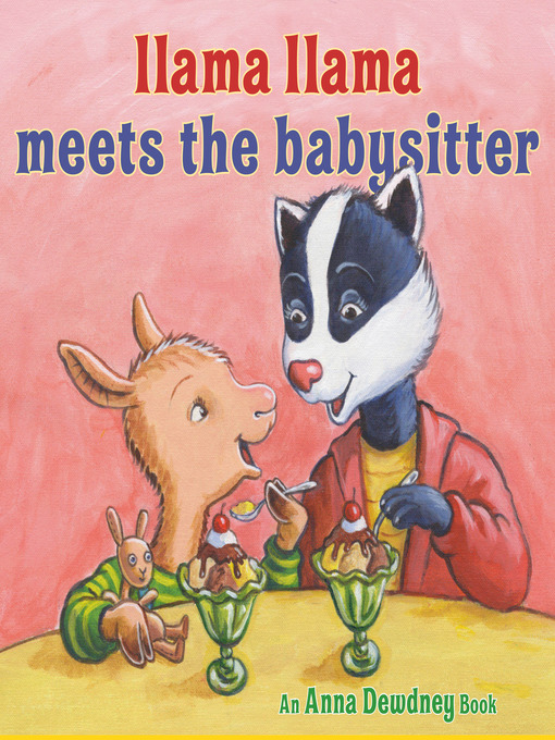 Cover image for Llama Llama Meets the Babysitter