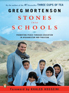 Cover image for Stones into Schools