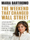 Cover image for The Weekend That Changed Wall Street