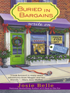 Cover image for Buried in Bargains