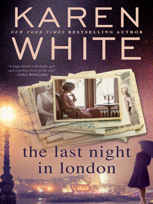 The last night in london [electronic book]
