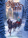 Cover image for A Nancy Drew Christmas