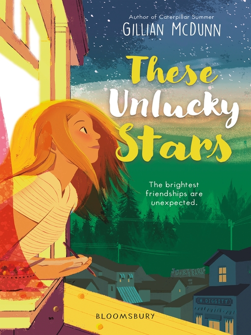 Cover image for These Unlucky Stars