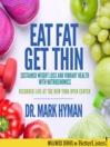 Eat Fat Get Thin