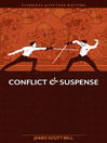 Cover image for Elements of Fiction Writing--Conflict and Suspense