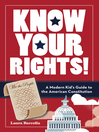 Know Your Rights!: A Modern Kid(book-cover)