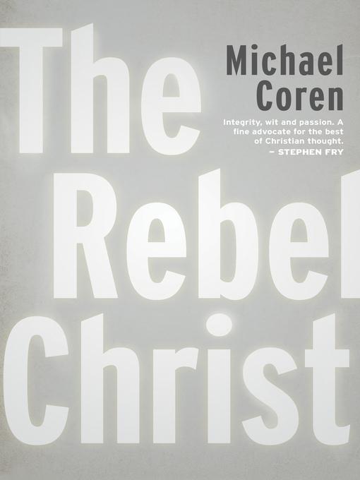 The Rebel Christ