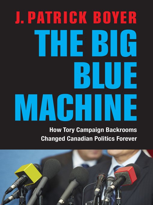 The Big Blue Machine