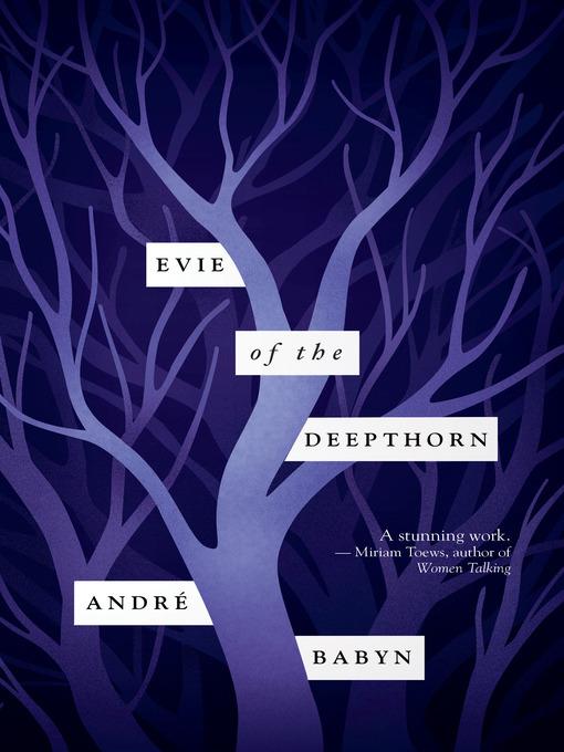 Evie of the Deepthorn