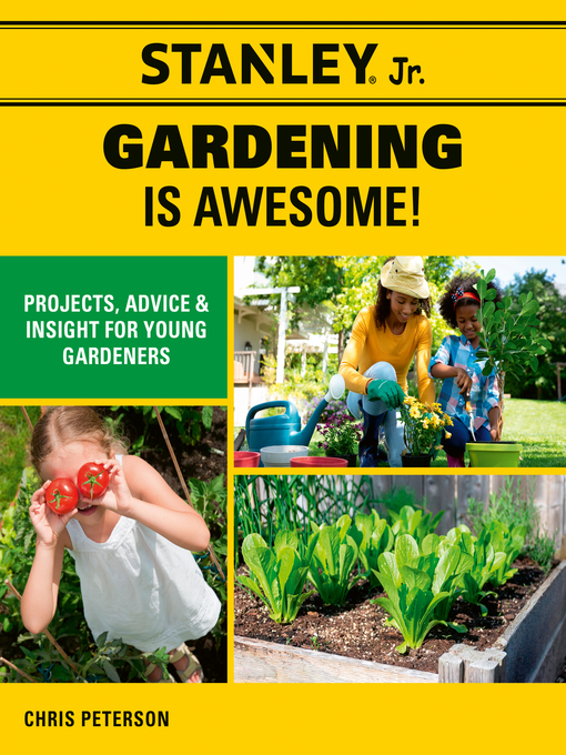 Stanley Jr. Gardening is Awesome!