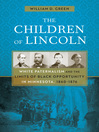 Cover image for The Children of Lincoln