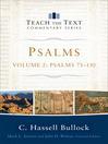 Psalms--Volume 2