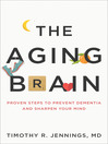 Cover image for The Aging Brain
