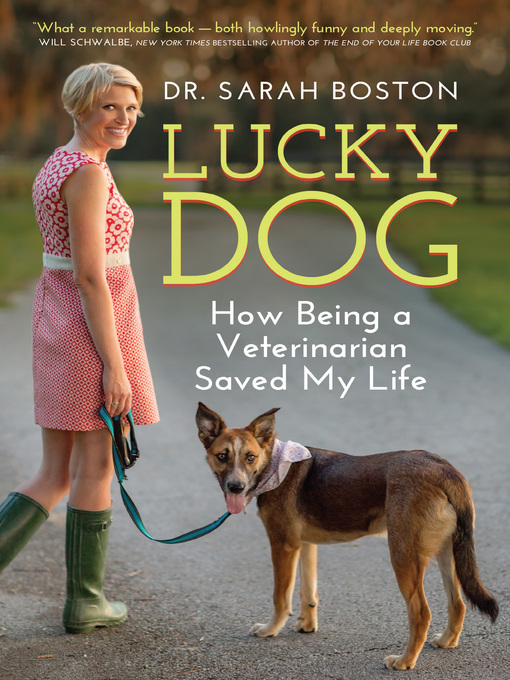 Cover image for Lucky Dog