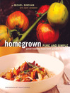 Cover image for Homegrown Pure and Simple