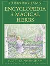Cunningham's Encyclopedia of Magical Herbs