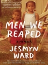 Cover image for Men We Reaped