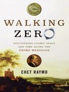 Cover image for Walking Zero