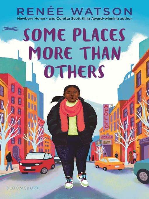 Cover image for Some Places More Than Others