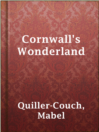 Cornwall's Wonderland