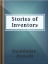 Cover image for Stories of Inventors