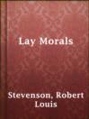 Lay Morals